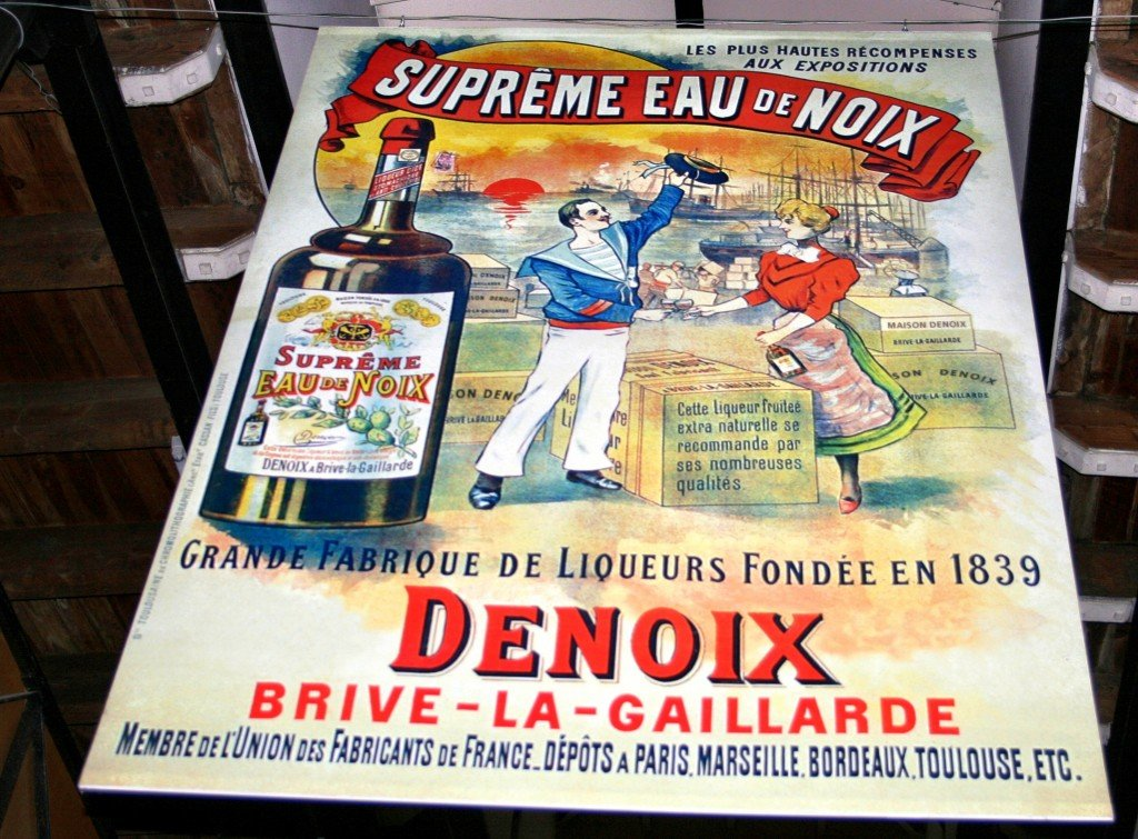 Visiting the denoix distillery in brive la gaillarde france for Carrelage brive la gaillarde