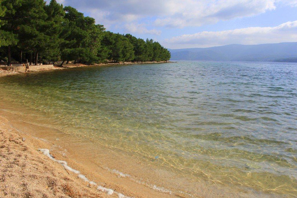 Soline beach, Hvar