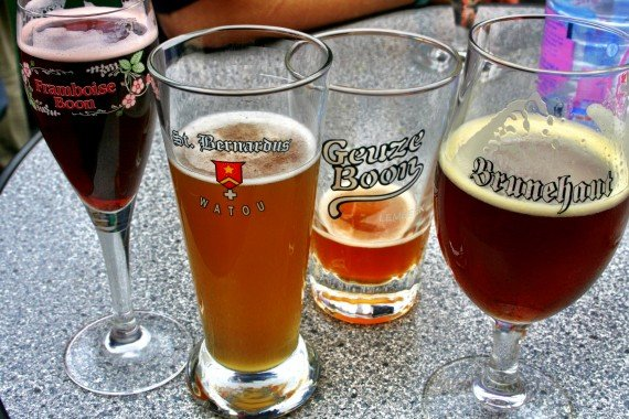 Belgian Beer Weekend tasting