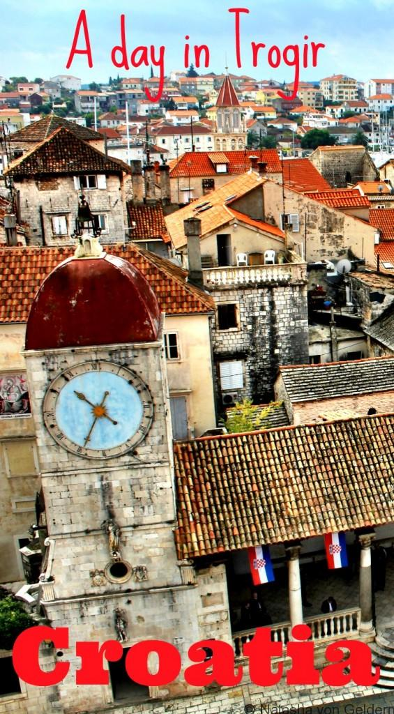 A Day in Trogir Old Town, Croatia