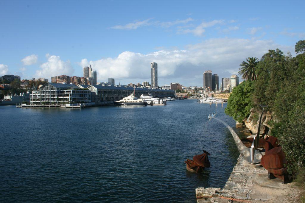 Sydney harbourside, Australia