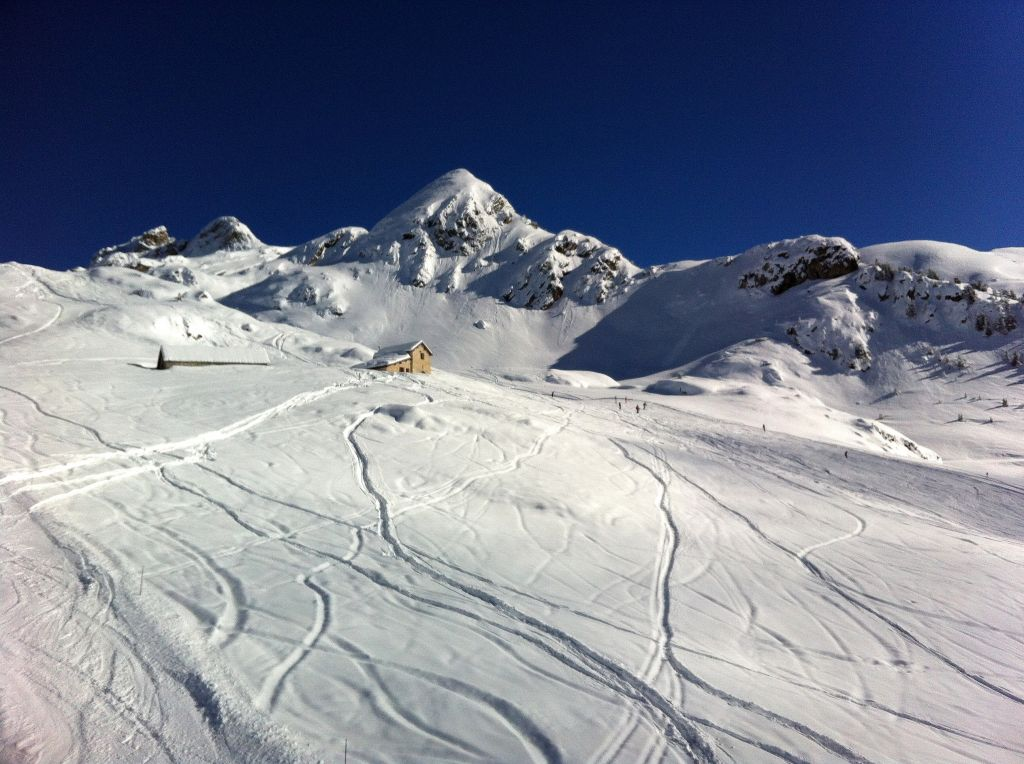 La Plagne ski holiday, Haute Savoie France
