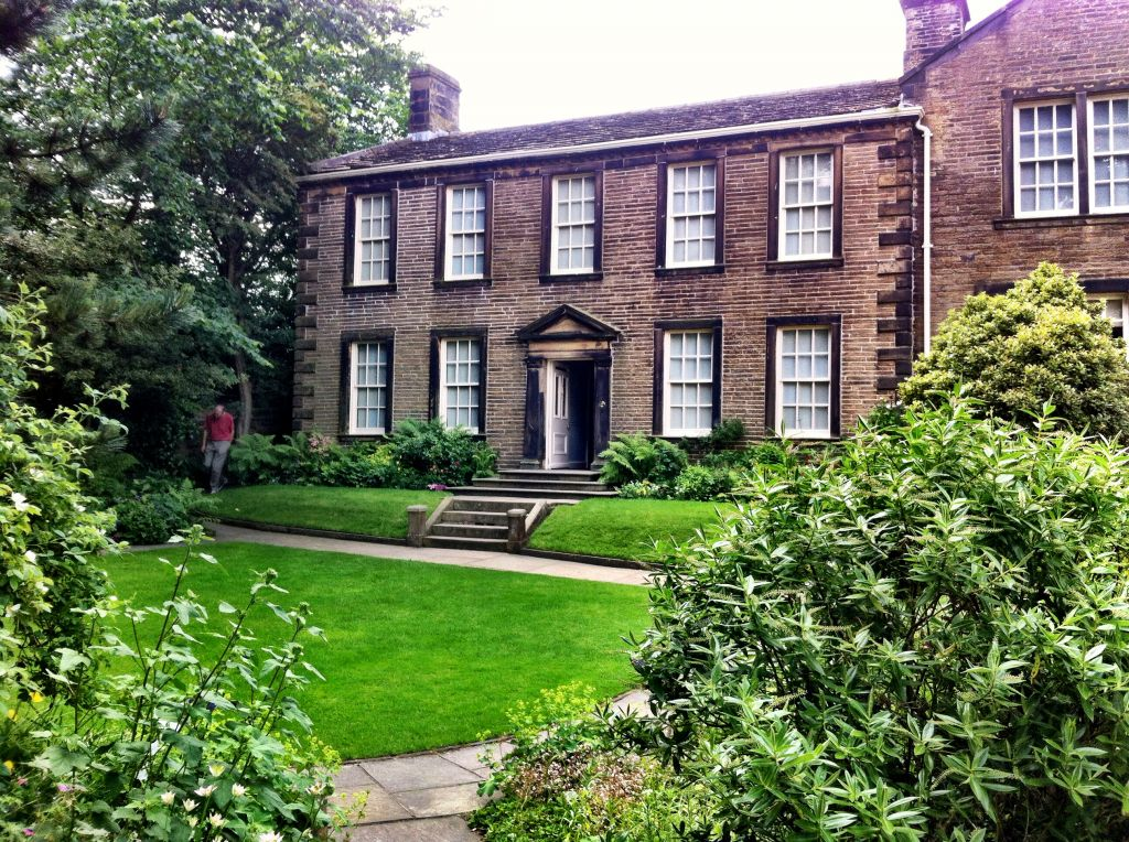 Bronte Parsonage in Haworth, England