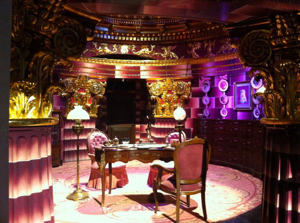 Dolores Umbridge Harry Potter Studio Tour