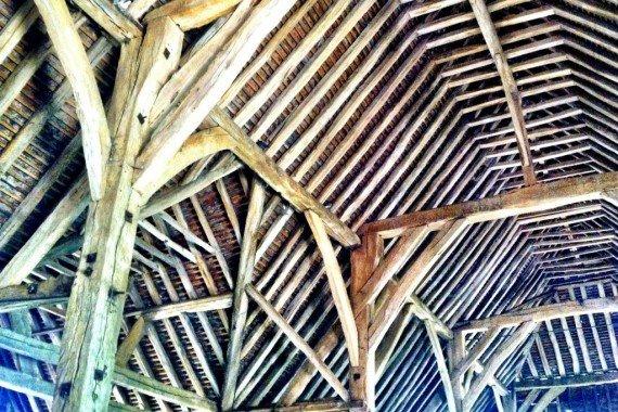 Croxley Great Barn Interior