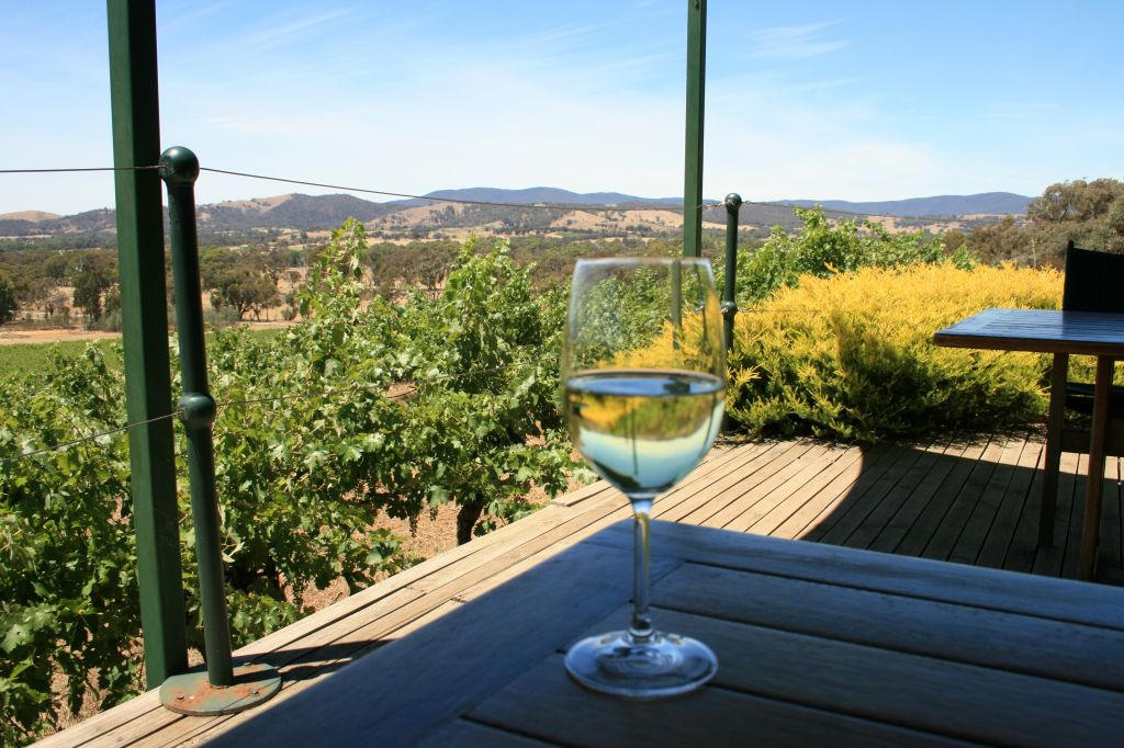 Pyrenees wine region, Victoria Australia