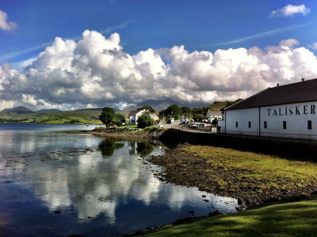 Scotland: Wandering on the Isle of Skye
