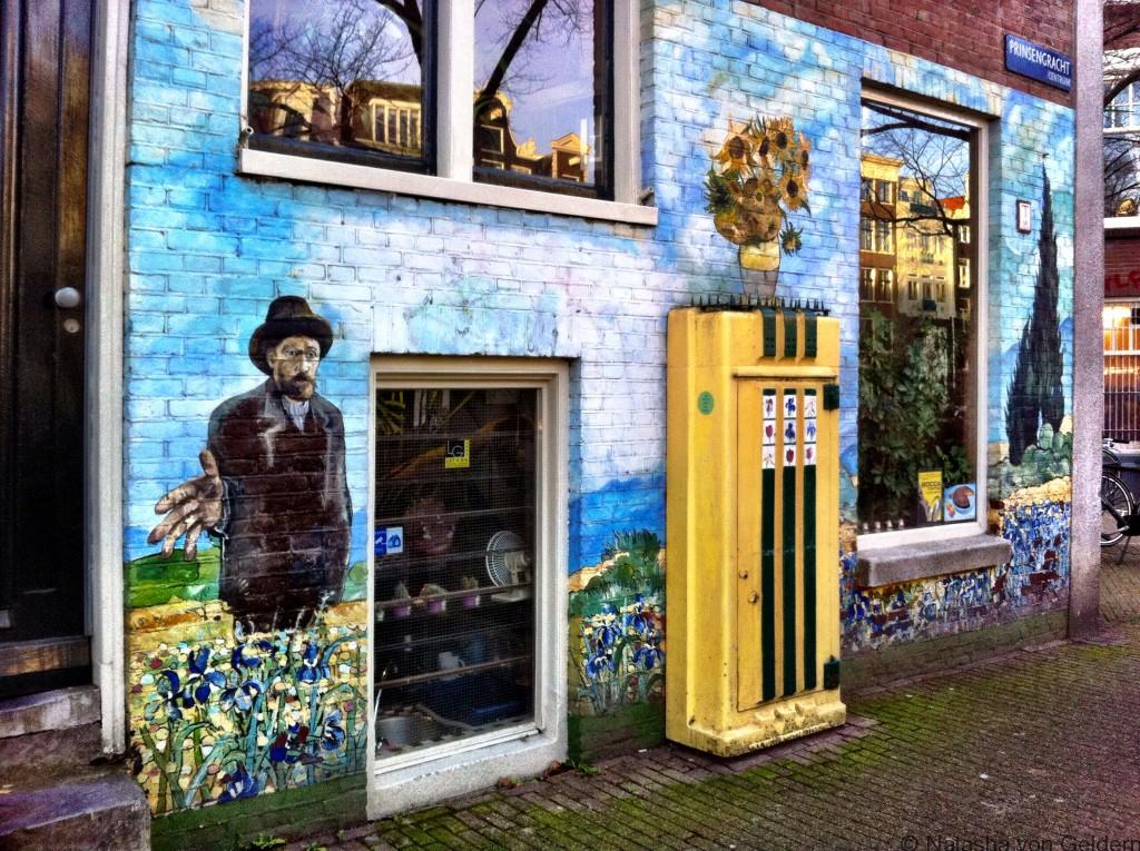 Wandering in Amsterdam