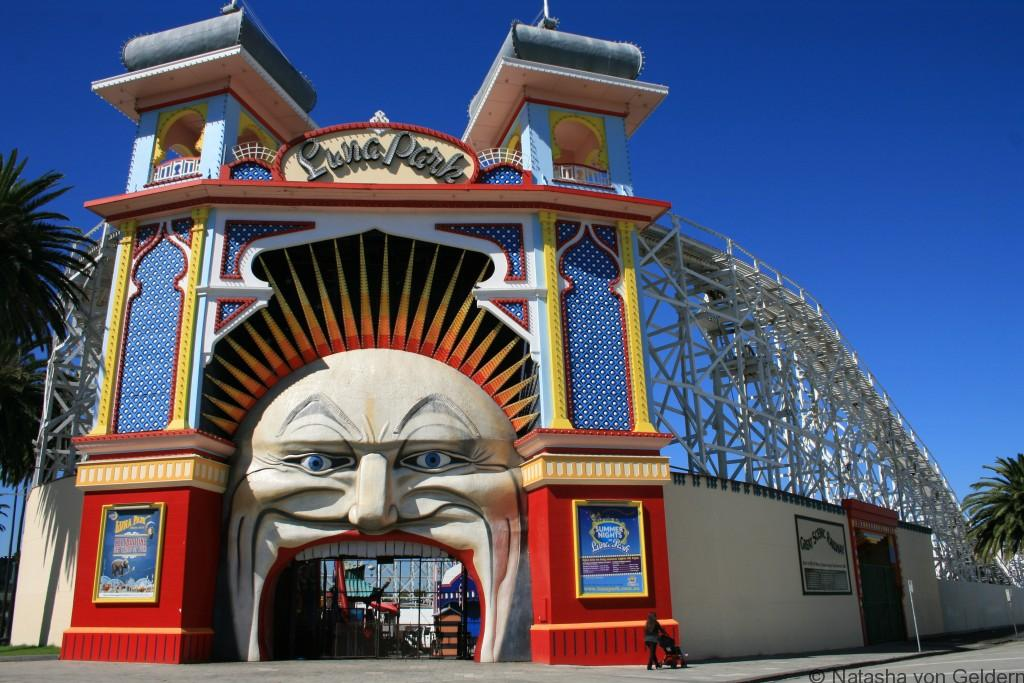 Luna Park St Kilda, Melbourne
