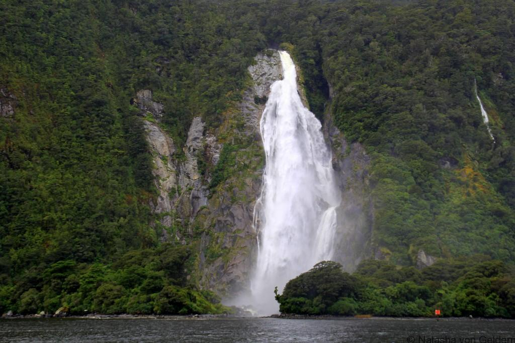 Bowen Falls Milford Sound New Zealand Photo by Natasha von GeldernBowen Falls Milford Sound New Zealand Photo by Natasha von Geldern