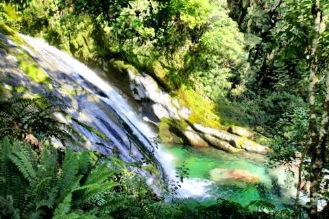 Waterfalls Milford Track, New Zealand, Photo by Natasha von Geldern