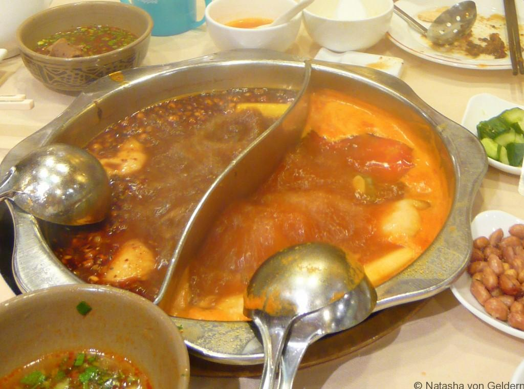 Hong Kong hotpot - photo by Natasha von Geldern