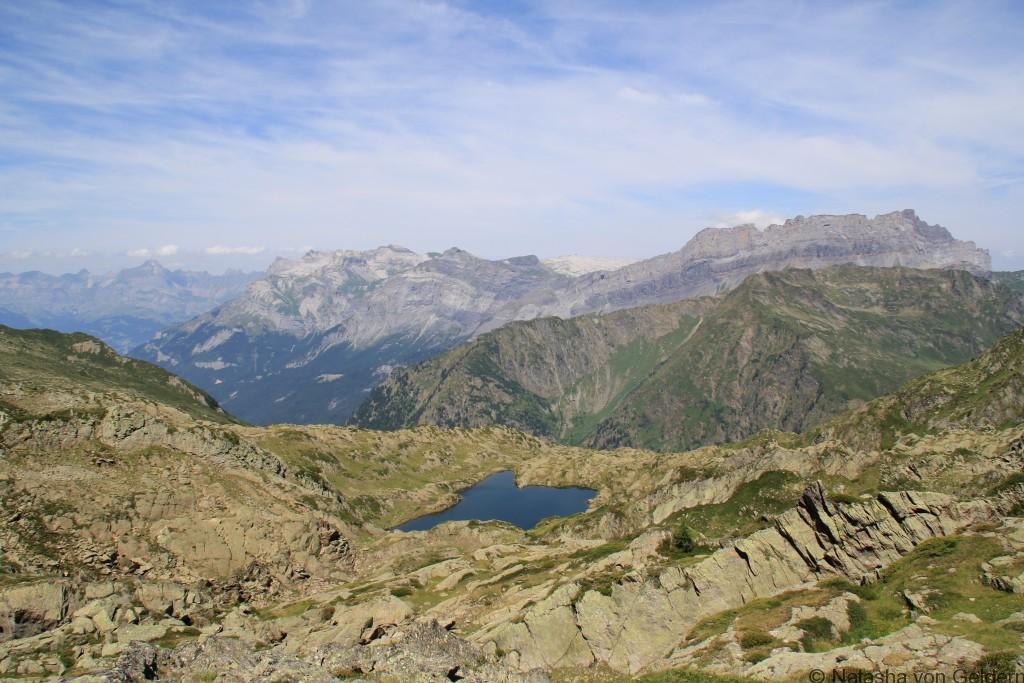 Hiking Bellachat to Le Brevent, Tour du Mt Blanc
