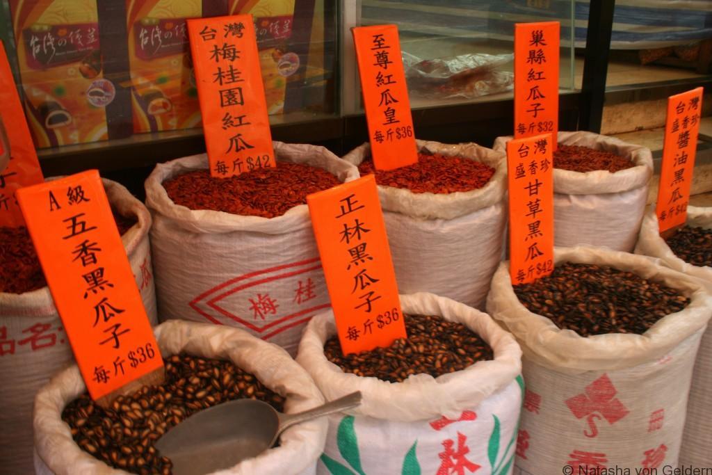 Hong Kong markets