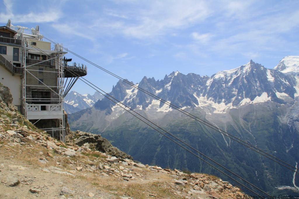 Le Brevent, Tour du Mt Blanc