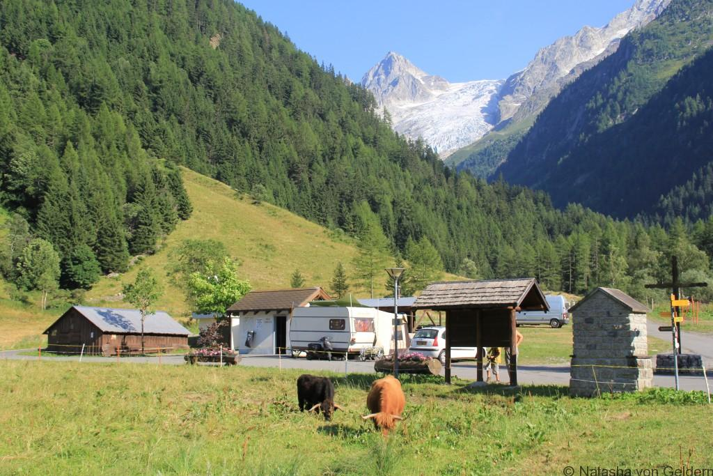 Le Peuty, Switzerland TMB