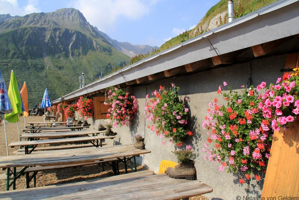 Alpage La Peule, Swiss Valle Ferret TMB