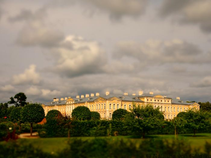 Rundale Palace Latvia Photo by Artis Rams under the creative commons license