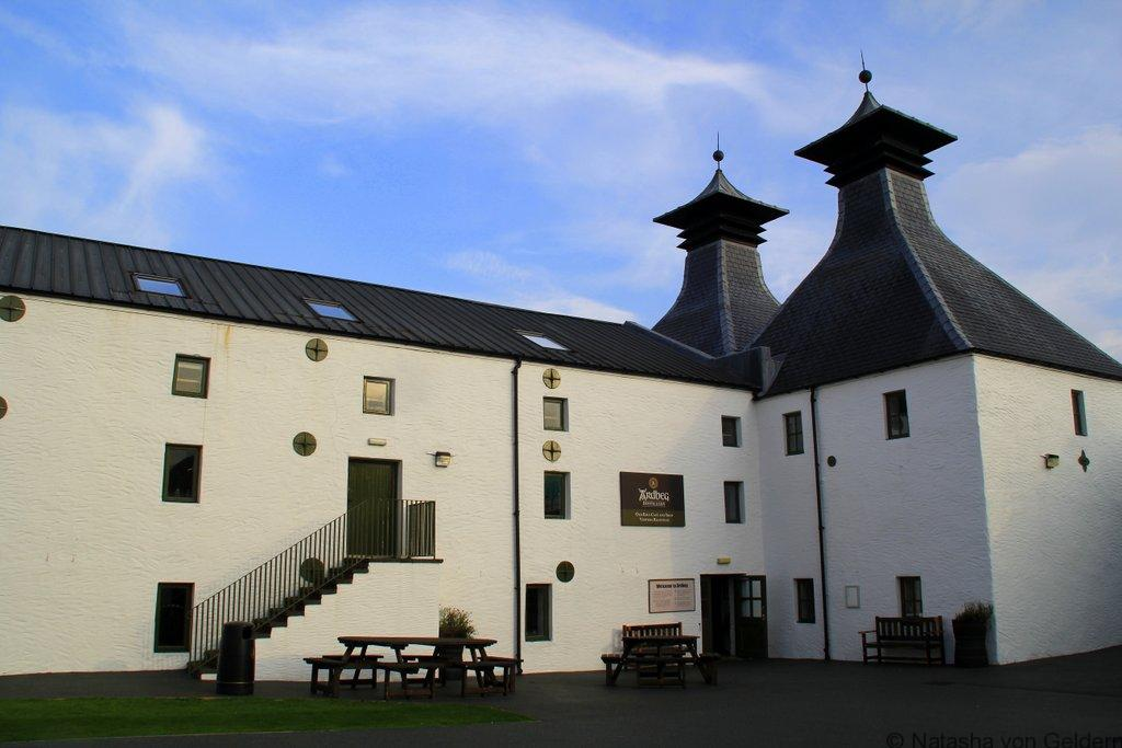 Ardbeg Islay Whisky Distillery Scotland web