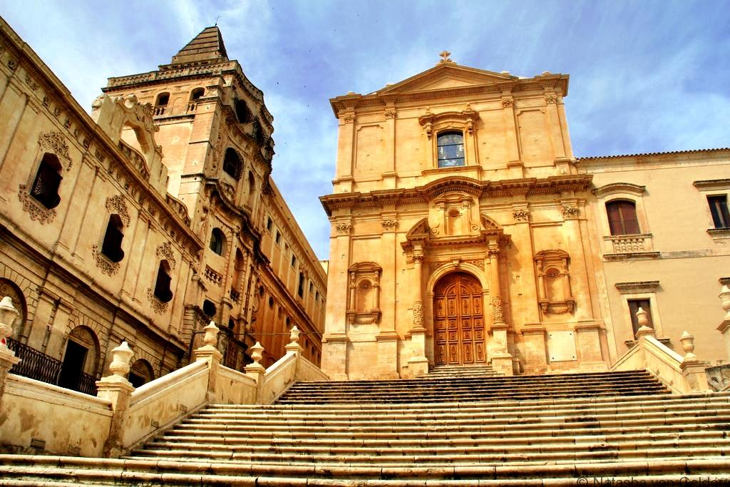 Italy top 10 things to do in eastern sicily world for Baroque architecture in italy