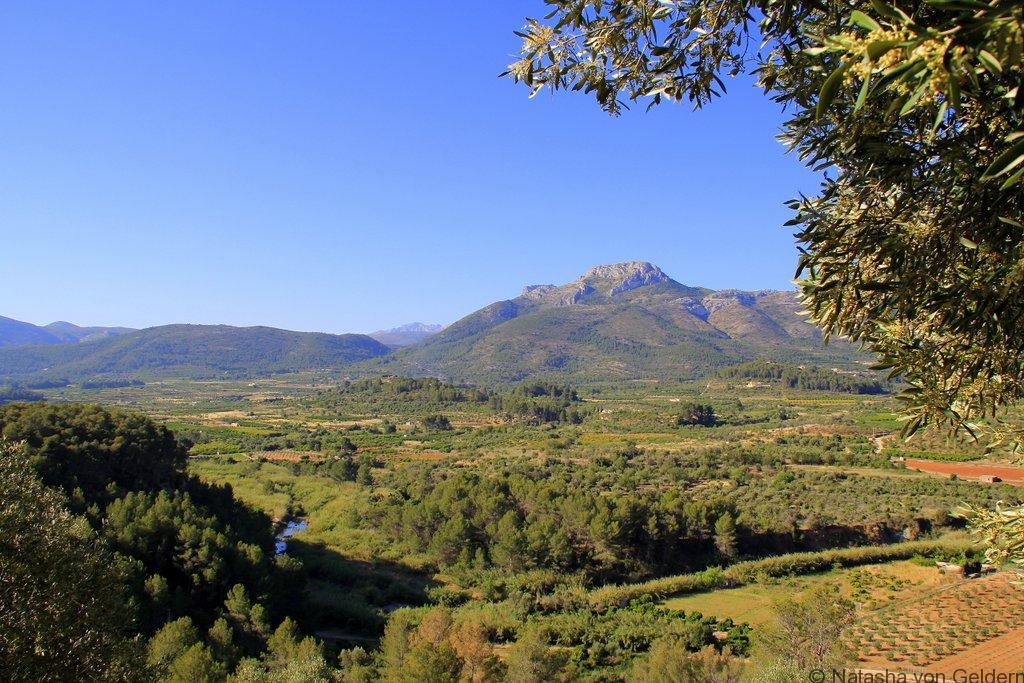 Alcalali Valley, Costa Blanca rock climbing