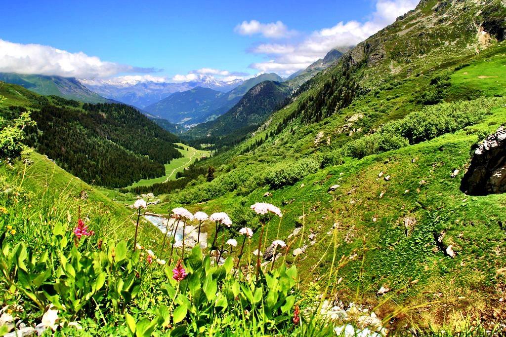 Montjoie Tour du Mt Blanc