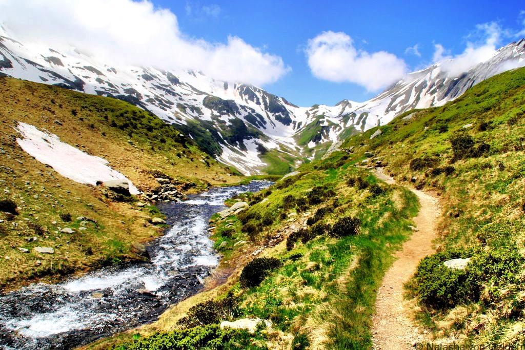 Path to the Lacs Jovet TMB