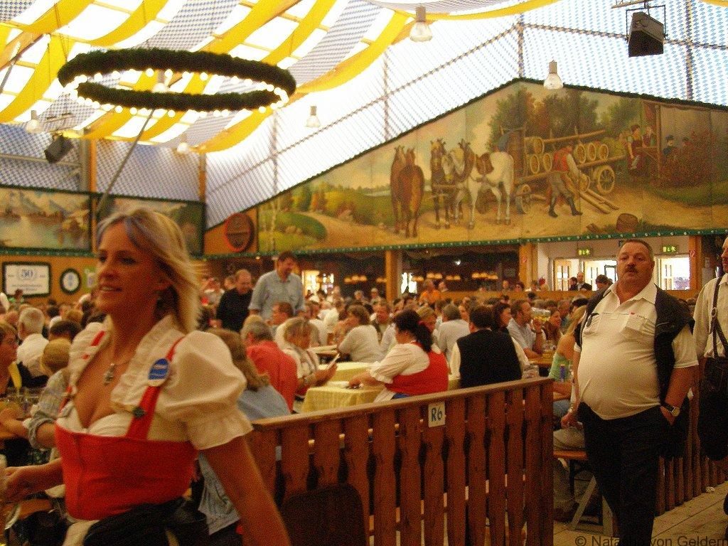 Germany Get The Most Out Of Oktoberfest World Wandering