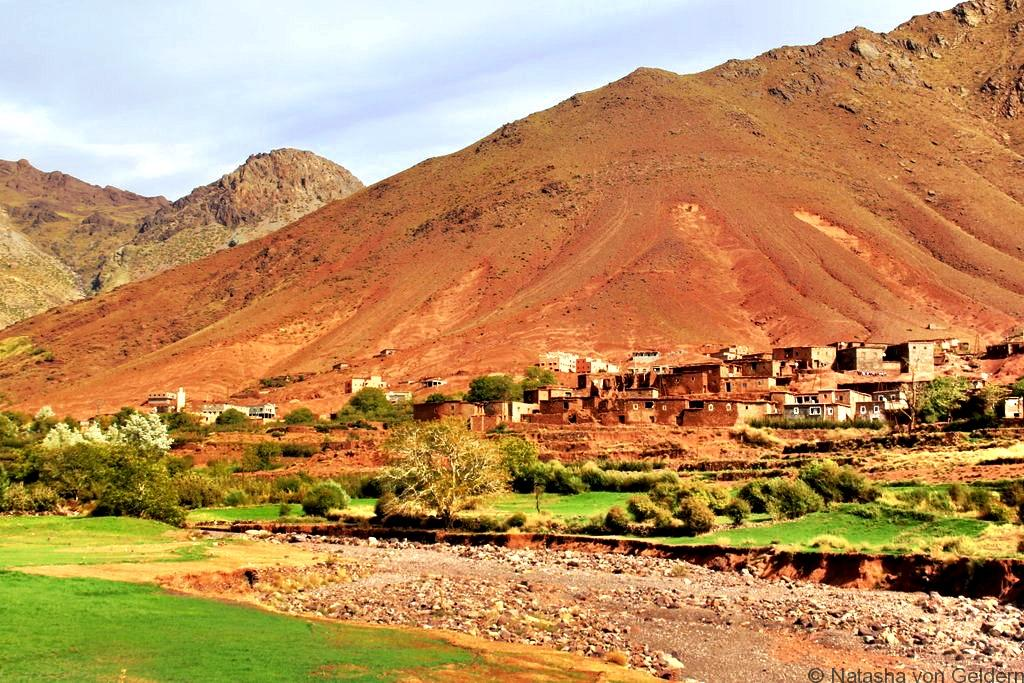atlas-mountains-village-in-morocco