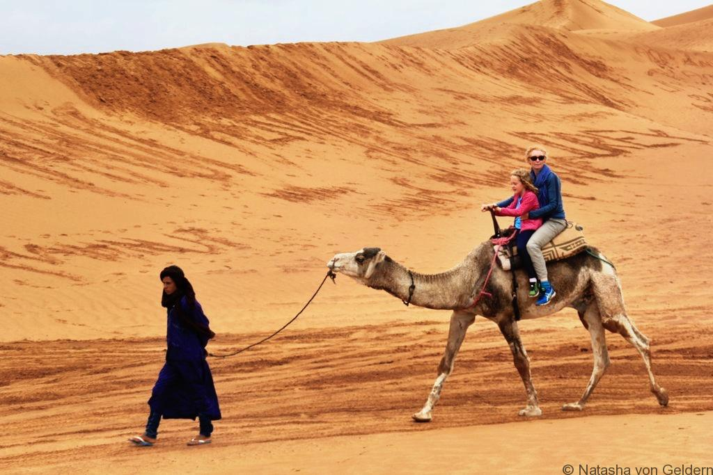 camel-ride-in-the-sahara-morocco
