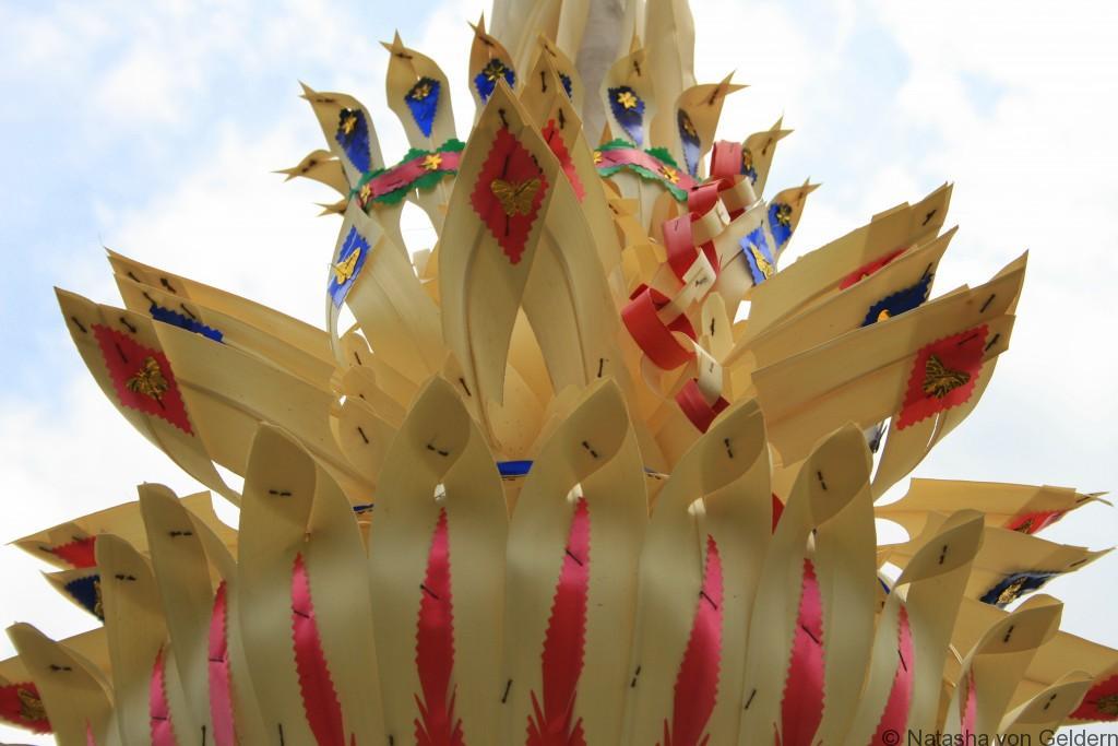 Penjor decoration in bali web world wandering kiwi for Decoration kiwi