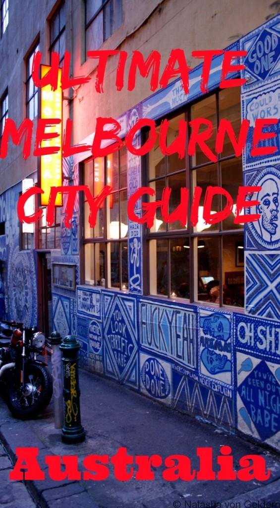 Melbourne City Guide Australia