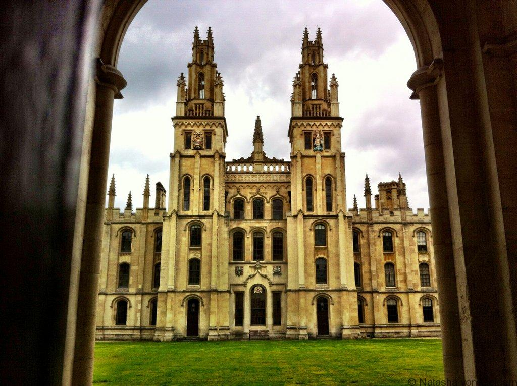 All Souls College Oxford UK