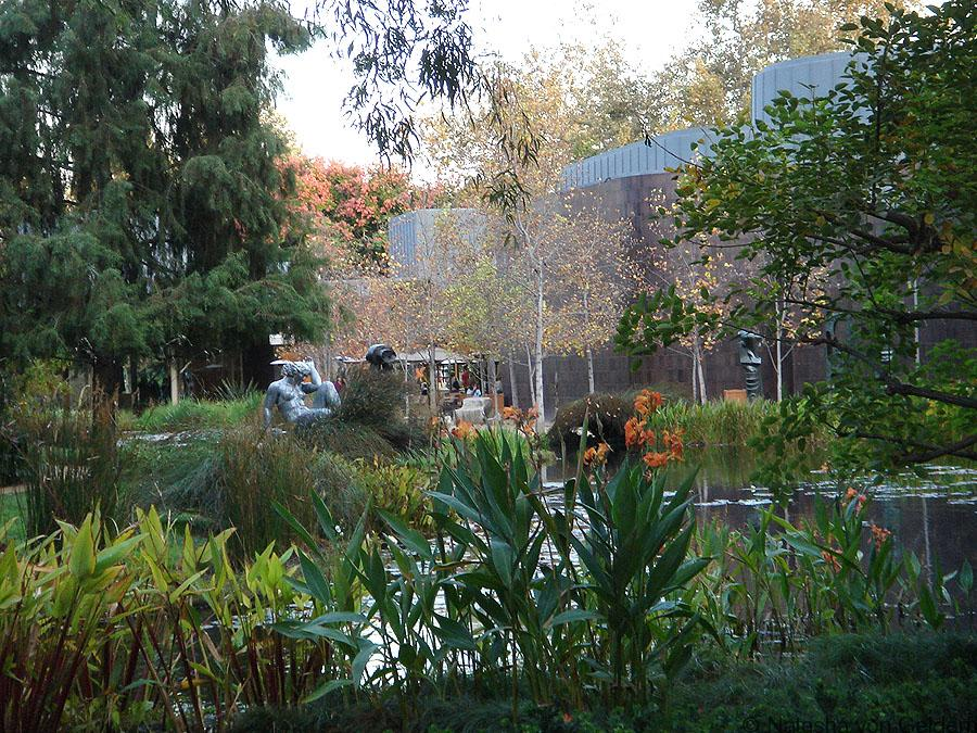 The Norton Simon Art Museum LA photo by IK's World Trip via the Creative Commons License