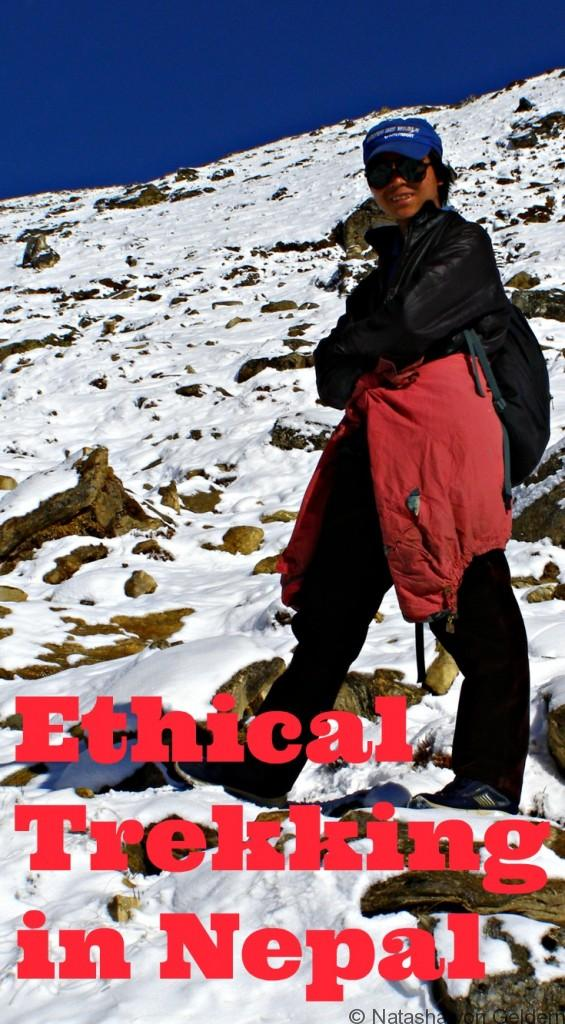 Ethical Trekking in Nepal Guidelines