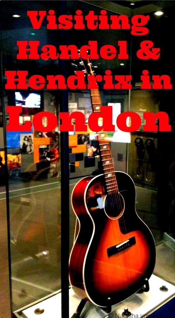 Handel & Hendrix in London