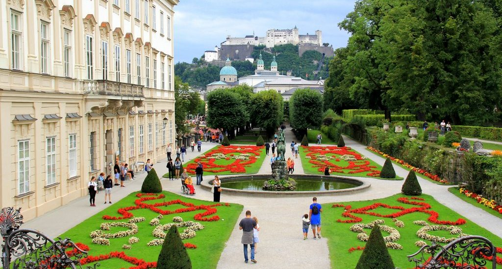 Austria: The ultimate Sound of Music tour Salzburg