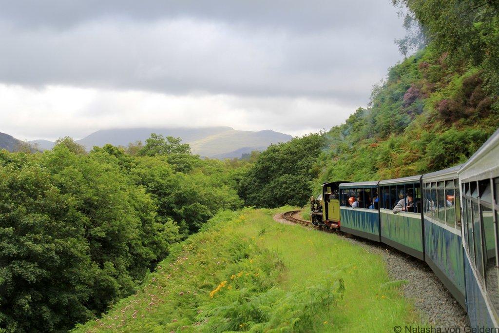 Ravenglass & Eskdale Railway Lake District