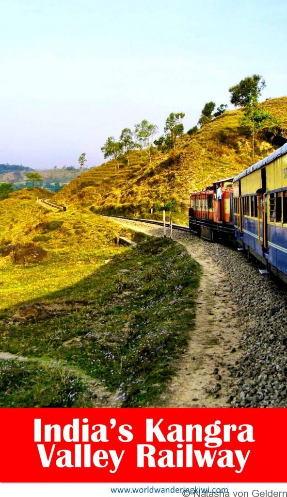 Kangra Valley Railway India