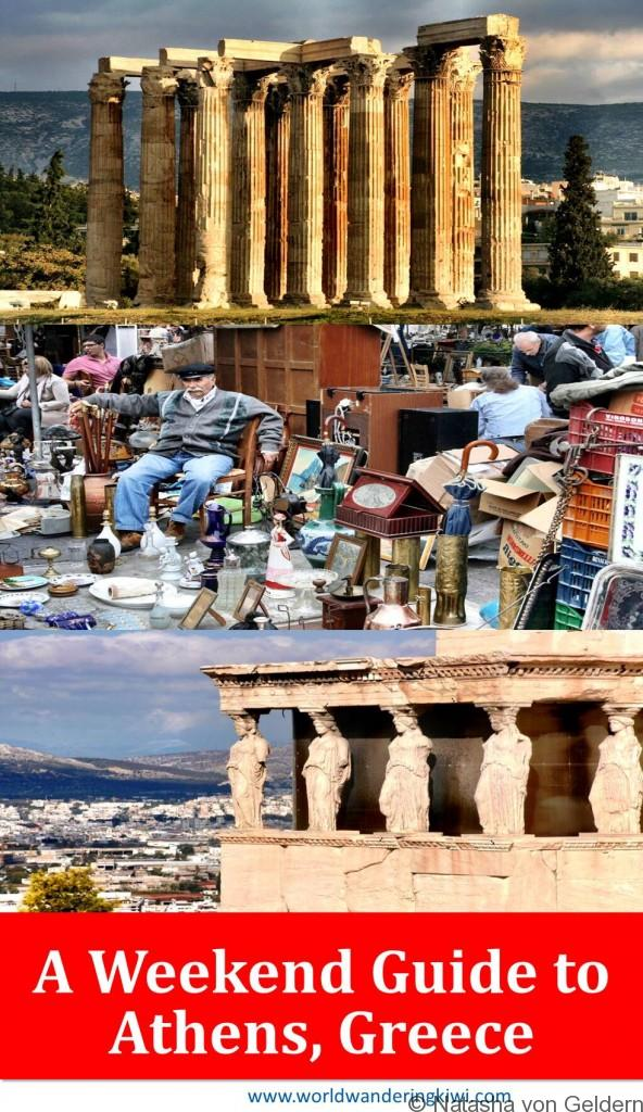 A weekend in Athens Greece 48 hour guide
