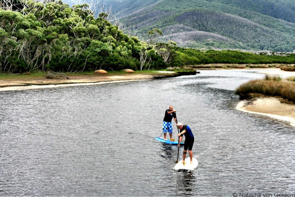 Tidal River Wilsons Promontory Victoria Australia