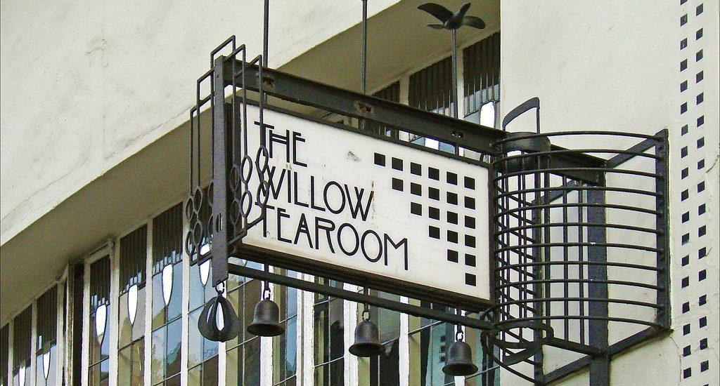 Willow Tearoom Glasgow