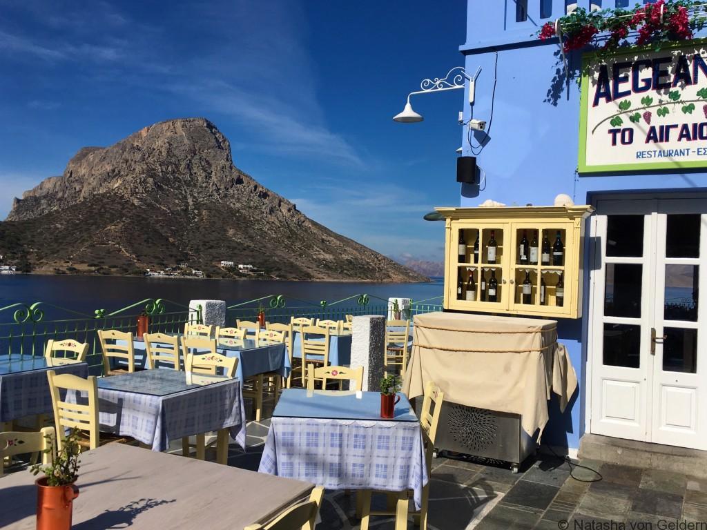 The Aegean Taverna Massouri Kalymnos Greece
